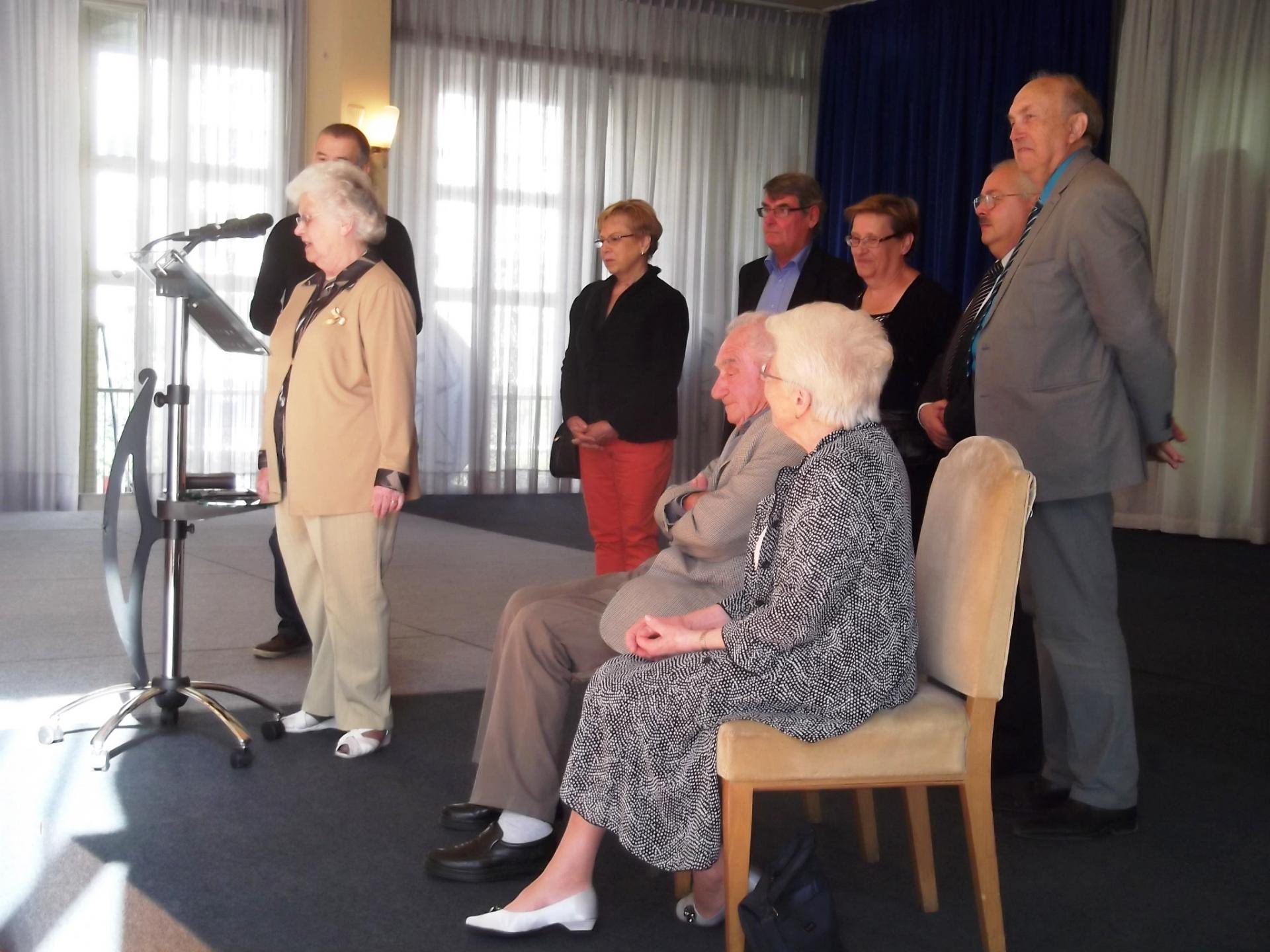 Les 90 ans de Roger Bar