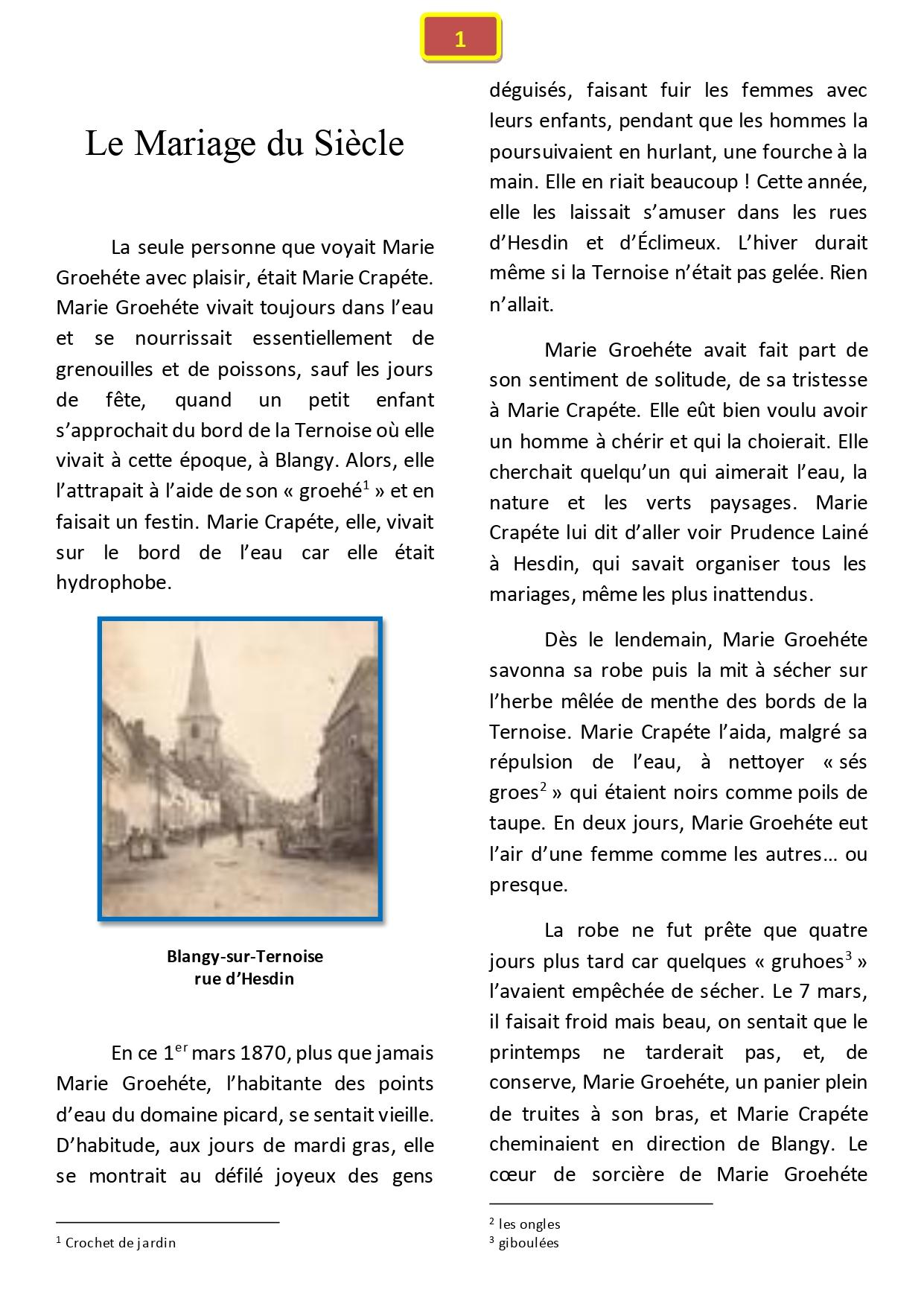 Academie 1870 le mariage du siecle page 0001