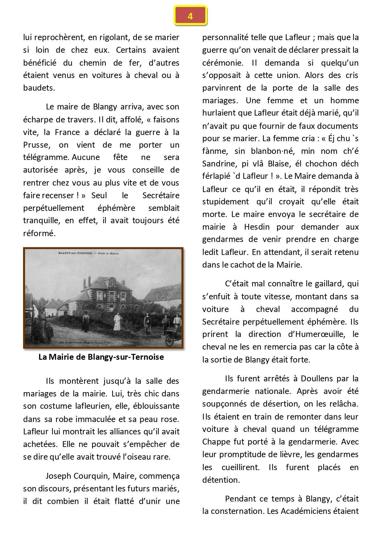 Academie 1870 le mariage du siecle page 0004